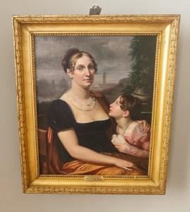 Ritratto di Maria Luisa d'Asburgo Lorena