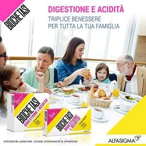 Biochetasi Digestione e Acidità