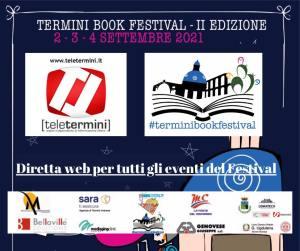 La II edizione del Termini Book Festival 2021