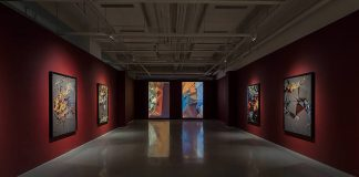 Quayola Iconographies #20: Tiger Hunt after Rubens, 2014 Serie di stampe a getto d'inchiostro / Series of inkjet prints