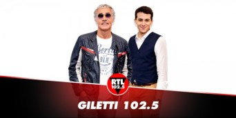 Massimo Giletti e Luigi Santarelli su RTL