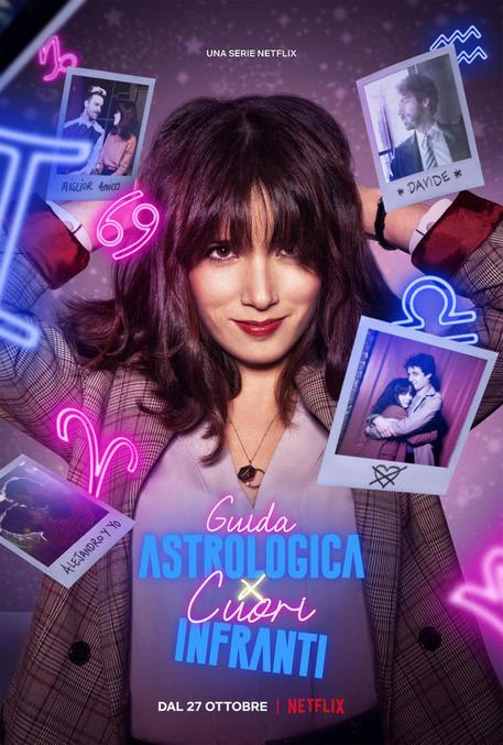 Guida astrologica per cuori infranti serie tv su Netflix