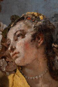 Dettaglio Giambattista Tiepolo, Castigo dei Serpenti, 1732-1734 circa, cat. 343 1 Credit Matteo De Fina