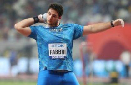 Fabbri a Doha 2019 @alteticaitaliana
