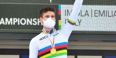 Filippo Ganna, Campione del Mondo a cronometro