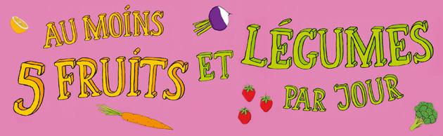 """Résultat de recherche d'images pour """"manger 5 fruit et legume par jour"""""""
