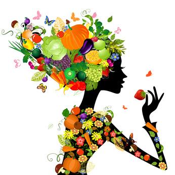 consommez des fruits et légumes-antoxydants