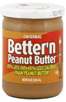 Better N Peanut Butter Original Creamy Peanut Butter