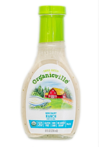organicville salad dressing ranch