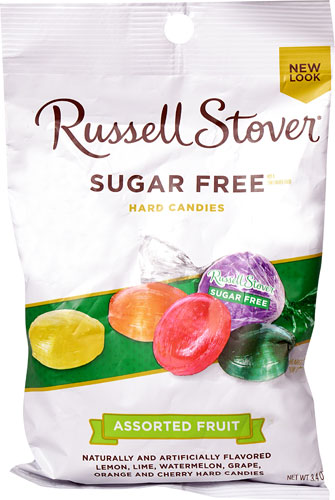 russell stover sugar free