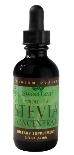 Whole Leaf Liquid Stevia
