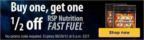 RSP Nutrition BOGO