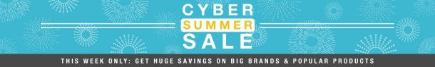 Cyber Summer Sale at Vitacost - Stock Up For Fall Cooking