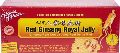 Image Result For Prince Of Peace Red Ginseng Royal Jelly Bottles