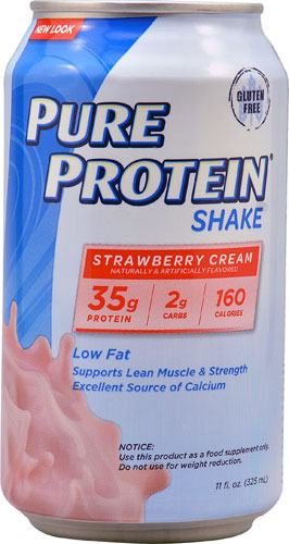 Hydroxycut Lean Protein Shakes French Vanilla 4 Shakes