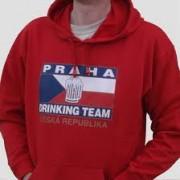 praha drinking team