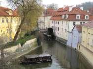 vista romantica dal ponte