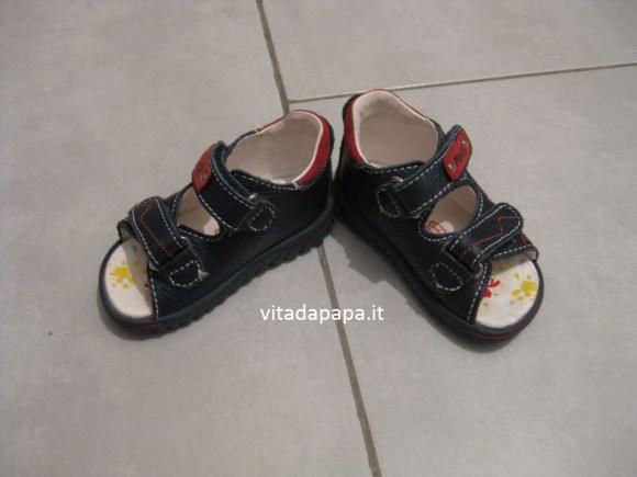 sandaletti bambino primigi aperti