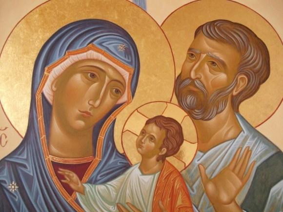 Santa-Famiglia icona