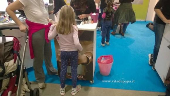 nail art per bambini