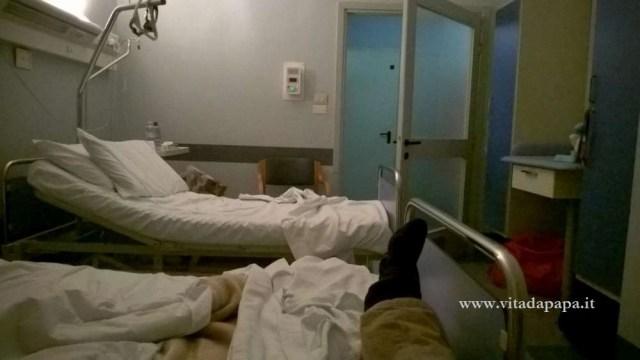 camera ospedale