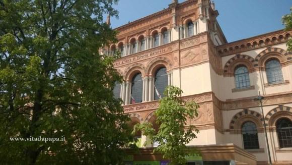 museo di storia naturale milano esterno