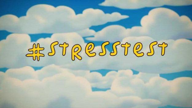 simpson stress