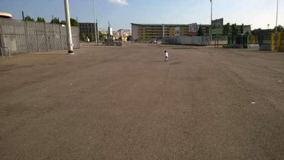 parcheggio san siro stadio