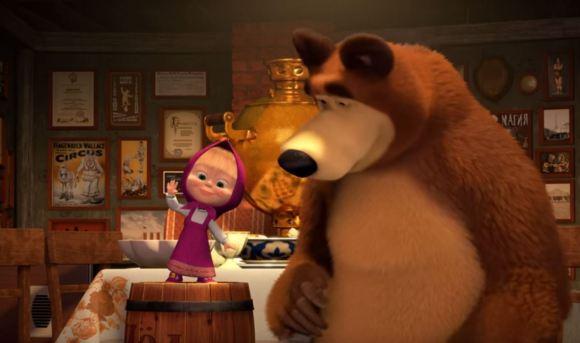 masha e orso ultima puntata