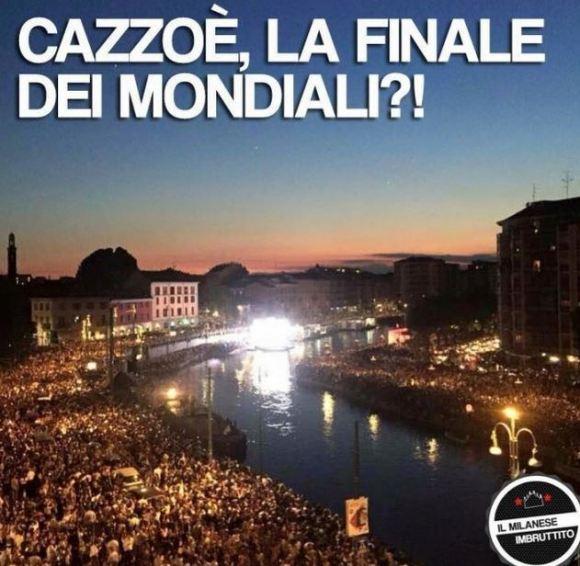 milanese finale mondiali
