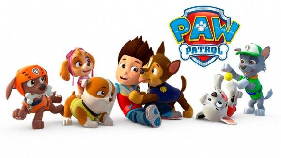 paw patrol personaggi