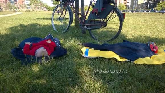 pista ciclabile martesana con i bambini (17)