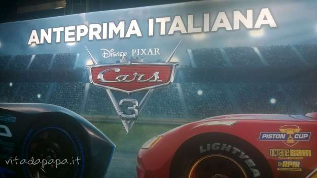 Cars 3 film anteprima cinema (3)
