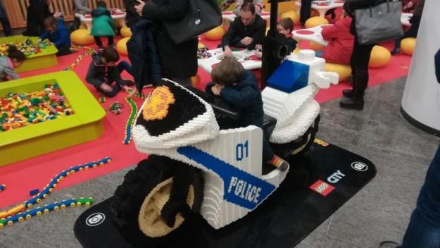 The second moto lego