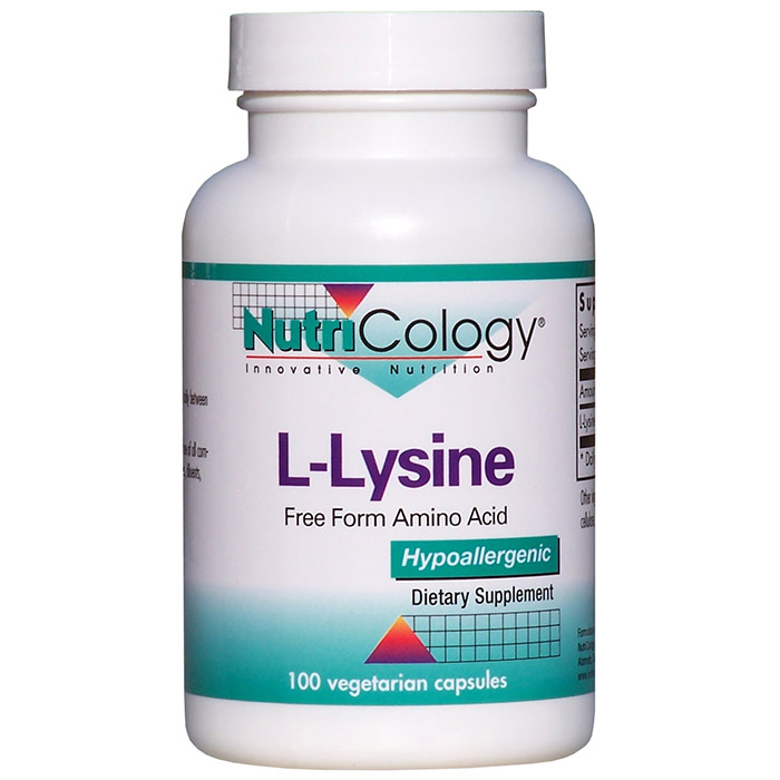 Beneficial properties of Lysine | Medically Speaking