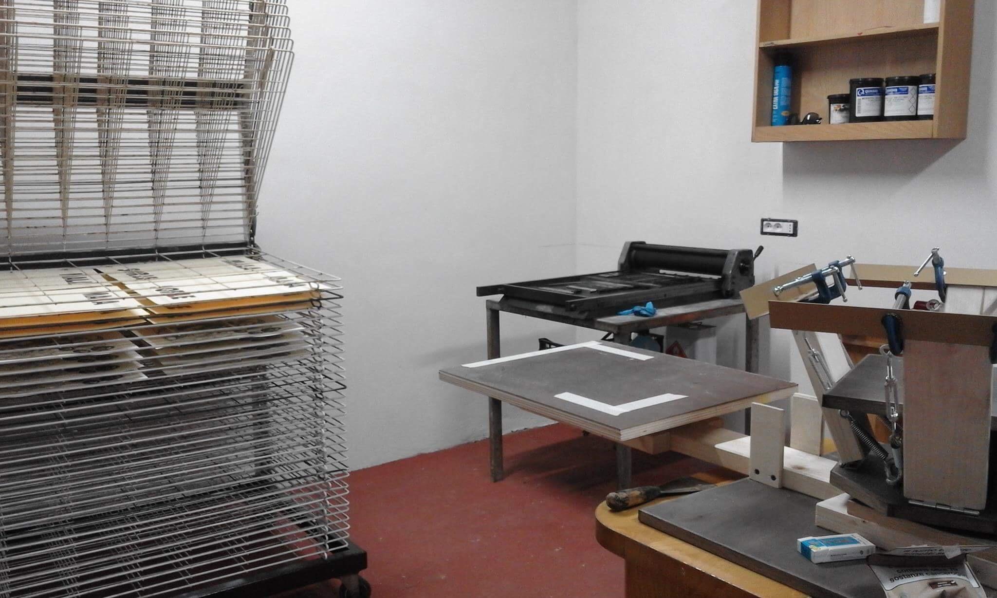 laboratorio progetti letterpress progettazione tipografica serigrafia