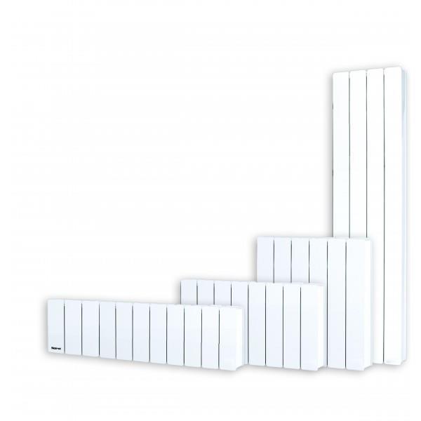radiateur fonte noirot bellagio smart ecocontrol bas hauteur 40cm