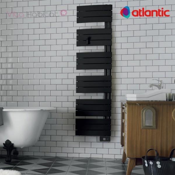 seche serviettes electrique atlantic nefertiti etroit digital 500w 850506