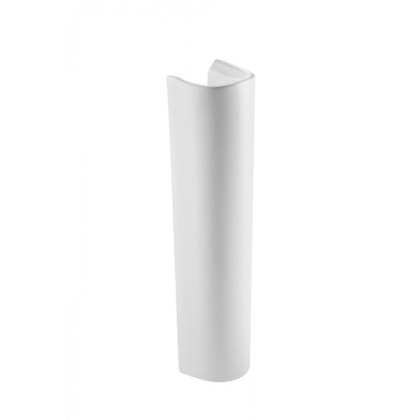 colonne pour lavabo en porcelaine debba roca a335990000