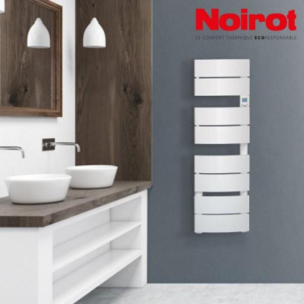 seche serviettes noirot mono bain 2 soufflant largeur 40cm 1200w 400w 800w k2154fdaj