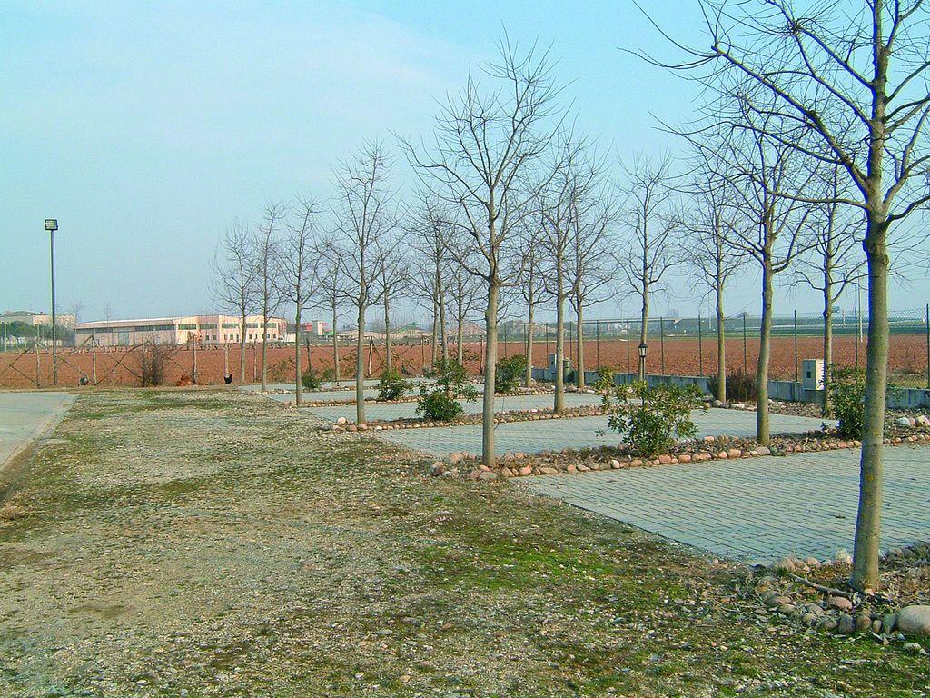 Agriturismo Pozzo Fiorito  Mantova  Vita in Camper