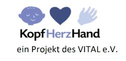 Kopf-Herz-Hand Logo