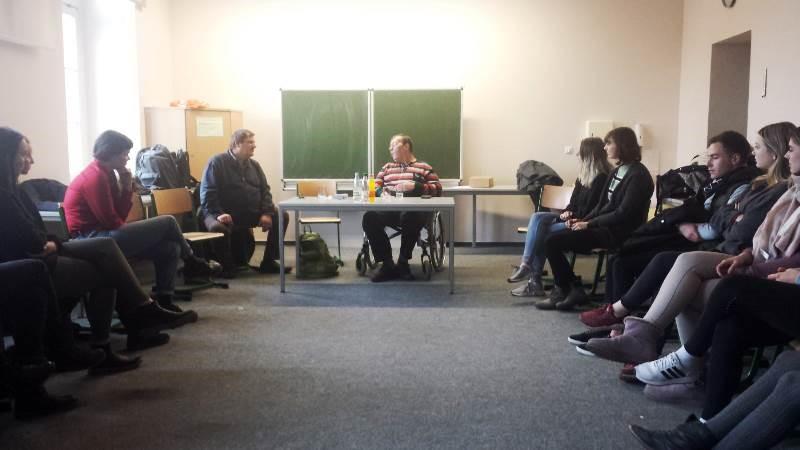 Bei Auszubildenden im BSW in Reichenbach