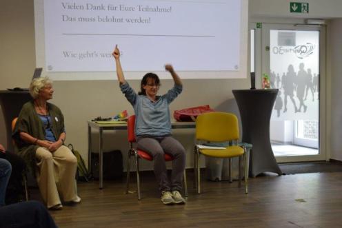 VITAL feiert den Abschluss vom Projekt KopfHerzHand