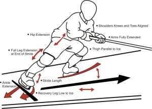 Stride Mechanics a Quick Hockey Development Starting Guide