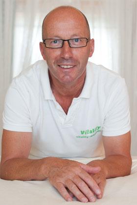 Vitality Massage Den Haag is de massagepraktijk van massagetherapeut Jetze Janssen