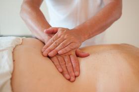 Tijdsduur massage van de rug is 30 minuten