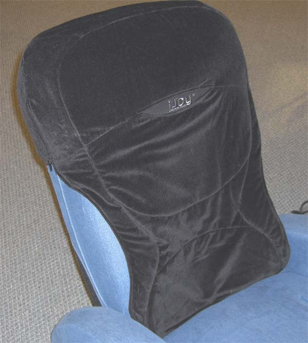 NEW iJoy 100 Massage Chair Back Cover  BONUS PILLOW  eBay
