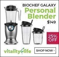BioChef Galaxy Blender 25% OFF