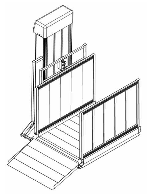 Passport Platform Wheelchair Lift Replacement Parts